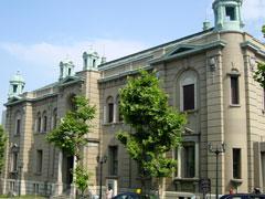 金融資料館(日本銀行旧小樽支店)